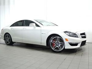 2014 Mercedes-Benz CLS63 AMG S-Model 4MATIC Coupe