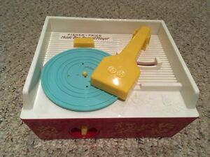 Fisher price music box EUC