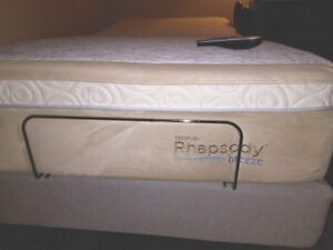 ADJUSTABLE ELECTRIC BED - SINGLE SIZE XL (EXTRA LONG)