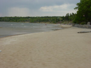 Lakefront Cottages WONDERFUL SAND BEACH at LESTER BEACH