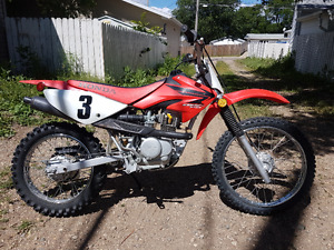 2007 CRF 100 for sale