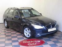 2009 59 BMW 520d SE Touring Business Edition, Manual, 1 Lady Owner, 34,000 Miles