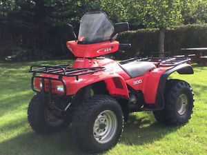 Honda Fourtrax 300 2x4 1990