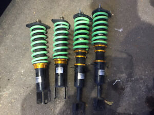 Nissan 350Z 2003-2008 Raceland Coilovers **COMME NEUF**