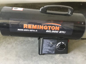 Remington Heater located in Salmon Arm