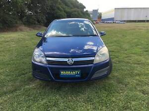 2006 Holden Astra Hatchback Yeerongpilly Brisbane South West Preview
