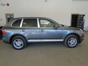 2008 PORSCHE CAYENNE S 385HP! 1 OWNER! 114,000KMS! ONLY $18,900!