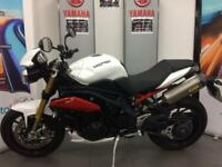 TRIUMPH SPEED TRIPLE R 1050 3545 MILES 15 PLATE DELIVERY ARRANGED