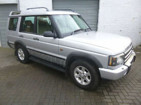 Land Rover Discovery 2.5Td5 ( 7st ) auto 2004MY Pursuit