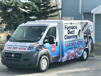 ‼️ Furnace Duct Cleaning Dryer Vent Cleaning Truckmounted ‼️