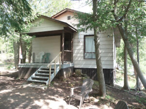 4 Bedroom Cabin for Rent in July on White Lake
