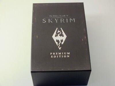 !!! XBOX 360 SPIEL Elder Scrolls V Skyrim Premium Edition, gebr. aber GUT !!! segunda mano  Embacar hacia Spain
