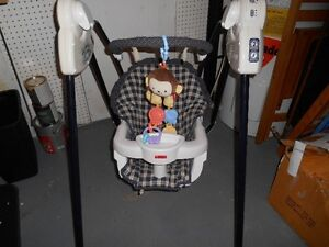 Fisher Price Automatic Baby Swing