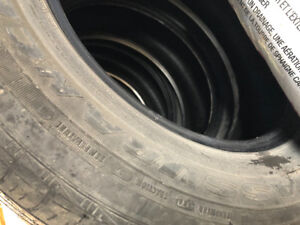 Set of tire 225/65R17 trade for Milwaukee drill