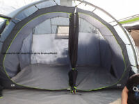 Sunncamp Vario 5 tunnel tent