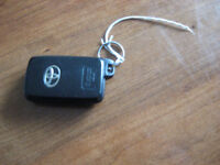 Toyota car key fob