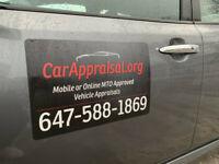 Car Appraisal $40 – Don't pay book value HST!