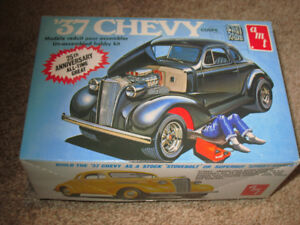 1937 Chevy AMT  Complete & Not Assembled