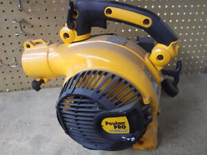 Poulan Pro Leaf Blower 25 cc AS IS