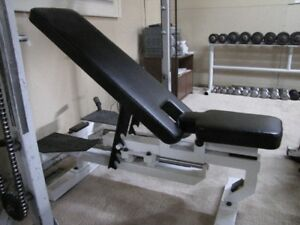 USED COMMERCIAL EXERCISE EQUIPMENT