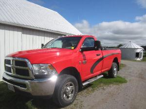 2012 Dodge Diesel 2500 4 x 4