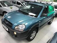 2006 Hyundai Tucson 2.0 16v ( 4WD ) GSI - 2Keepers - Mot Until: 29Sep/2017