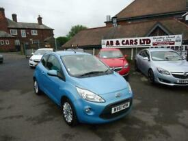 image for Ford Ka 1.3TDCi 2011.5MY Zetec 63K mileage some service only £30 tax hpi clear