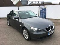Bmw 520i SE, *Main Dealer History 10 Stamps*Alloys, Cruise Control 12 Month Mot, 3 Month Warranty