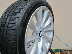 """2015 BMW 340 18"""" oem winter package style 415"""