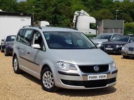 Volkswagen Touran 1.9TDI ( 105ps ) ( 7st ) 2009+CAMBELT REPLACED+FSH+1/F/KEEPER