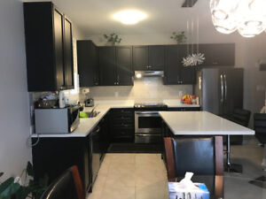 Like New Maple Kitchen w/ Countertop for Sale