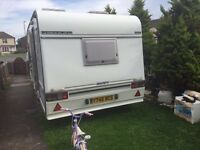 Swift conqueror 560 !!! 4 berth camper!! NOT 2 berth
