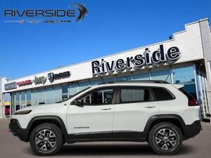 2016 Jeep Cherokee Trailhawk  - Bluetooth - $201.90 B/W
