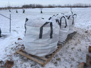 BAGGED, SEASONED BIRCH AND TAMARACK FIREWOOD