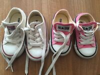 Size 3 baby converse
