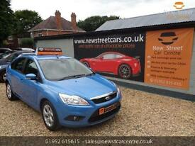 FORD FOCUS SPORT TDCI 2011 Diesel Manual in Blue