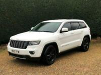 2013 Jeep Grand Cherokee 3.0 CRD V6 Limited 4x4 5dr SUV Diesel Automatic