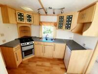Static caravan for sale west coast Scotland Ayrshire near Glasgow