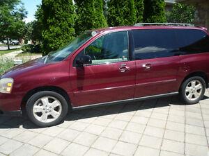 2006 Ford Freestar SPORT Minivan, Van