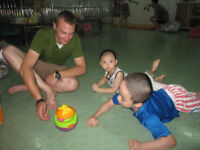 Care and education for abandoned children in South Vietnam