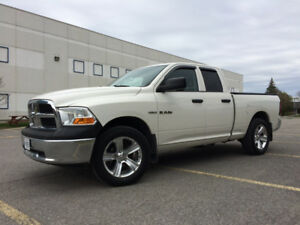 VERY VERY CLEAN DODGE RAM HEMI 4X4 WITH REMOTE STARTER