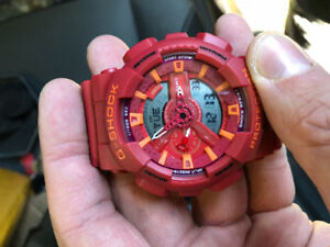 """AUTHENTIC G-SHOCK'S!!!"" At whole sale price. NO CONTERFEITS!!!"