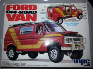 Vintage 1977 issue MPC Ford Off-Road Van 1-0413