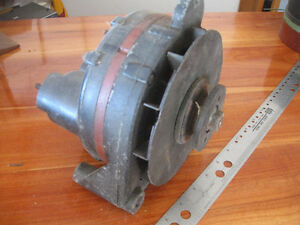 Leece-Neville Co. 40 amp marine alternator.