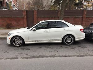 2011 Mercedes-Benz C-Class C250 Sedan
