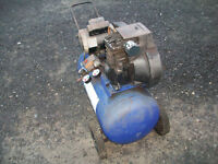 5hp Campbell Hausfeld twin cylinder Air compressor
