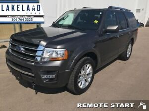 2017 Ford Expedition Limited  - Sunroof -  Navigation -  Leather