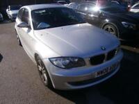 2008 BMW 1 SERIES 118D SE HATCHBACK DIESEL