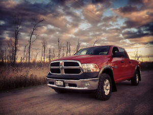 Fiance take over anyone?! 2014 Dodge Power Ram 1500 Pickup Truck