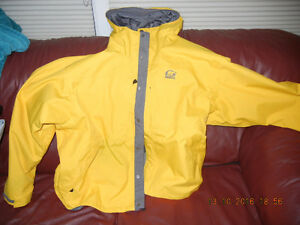 Sorel High Visibility Waterproof Breathable Lined Jacket Sz XXL